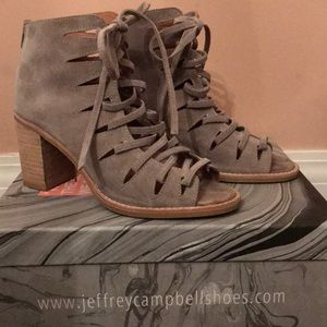 Jeffrey Campbell Corwin bootie size 6.5